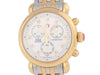 Michele Two-Tone Signature CSX-36 Watch