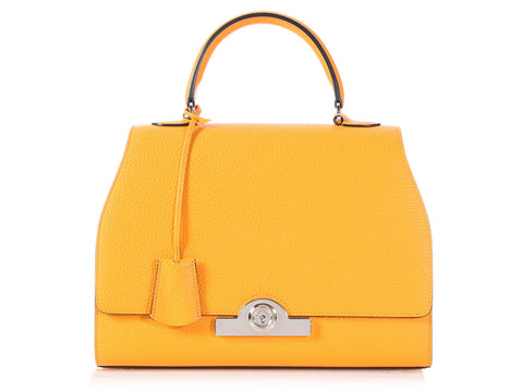 Moynat Pumpkin Réjane MM
