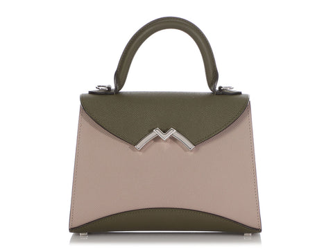 Moynat Mini Bi-Color Gabrielle