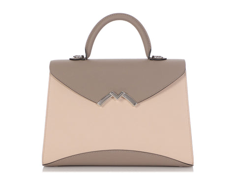 Moynat Tourterelle and Powder Gabrielle MM