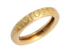 Pasquale Bruni 18K Brushed Yellow Gold Amore Ring