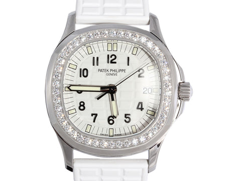 Patek Philippe Ladies Diamond Aquanaut
