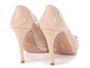 Prada Nude Vernice Basic Pumps