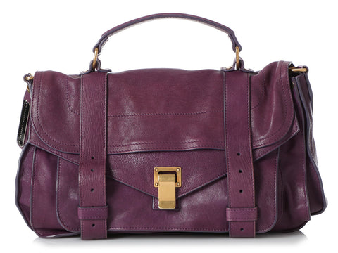 Proenza Schouler Medium Purple PS1