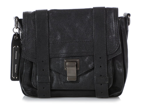 Proenza Schouler Mini Black PS1