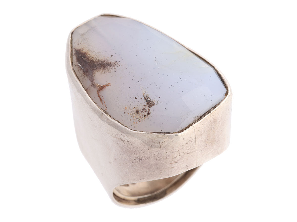 Rebecca Collins Sterling Silver Ring