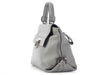 Ferragamo Medium Shell Gray Sofia