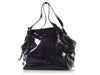 Ferragamo Viola Patent Shoulder Bag
