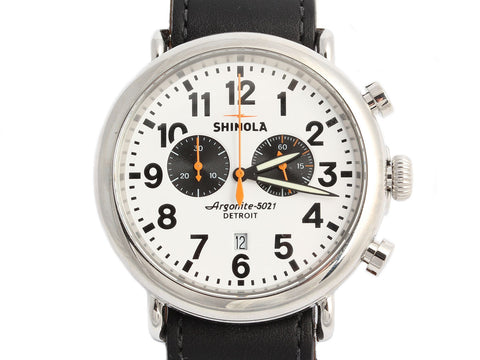 Shinola Men's Runwell 47