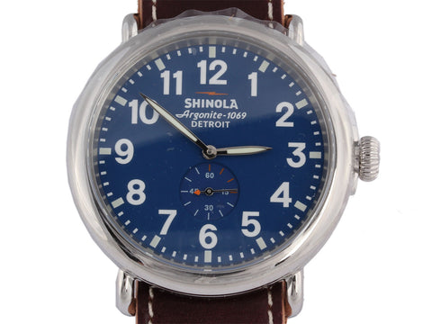 Shinola Men's The Runwell 47 Watch