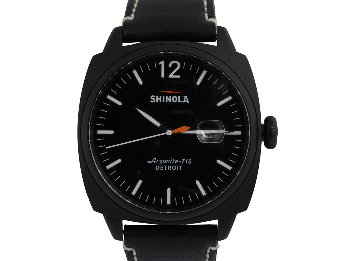 Shinola Men's Brakeman Watch