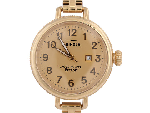 Shinola Birdy Watch