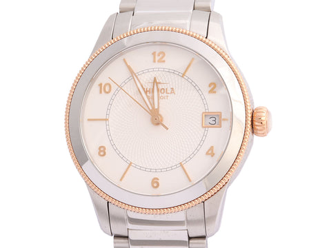 Shinola Stainless Steel Ladies The Gail Watch 36mm