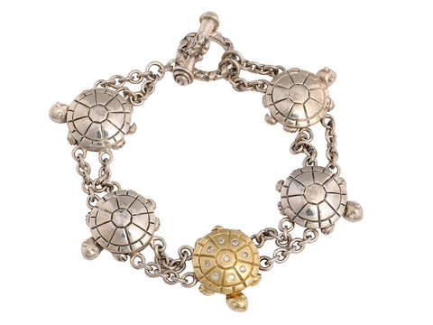 Saint by Sarah Jane Sheldon Diamond Pleasantville Bracelet