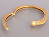 Slane 18K Yellow Gold Column Bangle