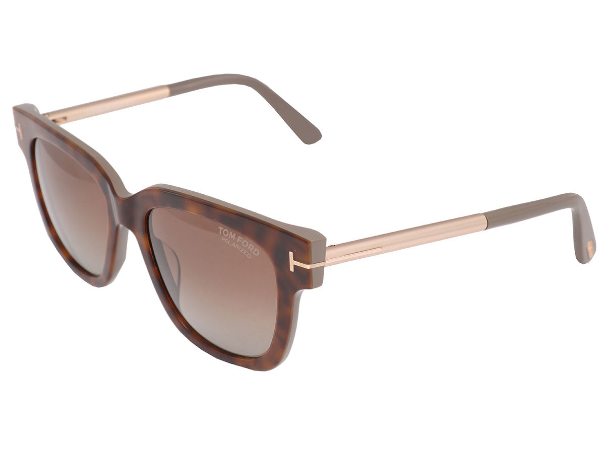 ee9c19a1a7887 Tom Ford Polarized Tracy Sunglasses. Images   1   2   3 ...
