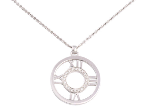 Tiffany & Co. Diamond Atlas Necklace