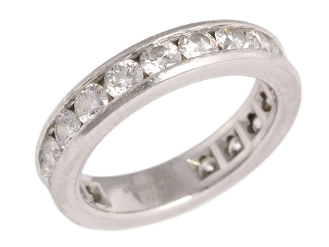 Tiffany & Co. 1.80 Carat Diamond Eternity Band