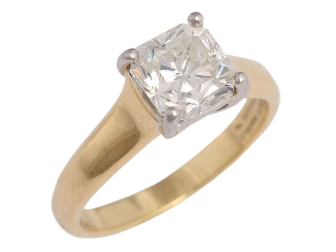 Tiffany & Co. 1.96 Carat Lucida Engagement Ring