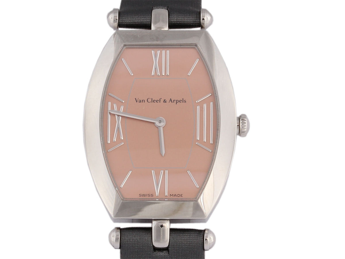 Van Cleef & Arpels Ladies Tonneau Watch