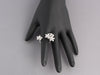 Van Cleef & Arpels Socrate Diamond Between the Fingers Ring