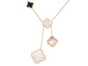 Van Cleef & Arpels Vintage Magic Alhambra Six-Motif Necklace