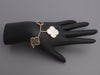 Van Cleef & Arpels 18K Yellow Gold 5-Motif Magic Alhambra Bracelet