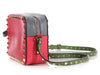 Valentino Multicolored Rockstud Crossbody Bag