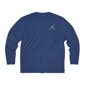 Men's Long Sleeve Moisture Absorbing Tee