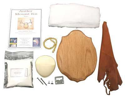 Antler Mounting Kits - Matuska Taxidermy