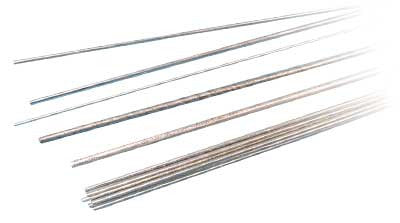 Straight Steel Wire (Galvanized)
