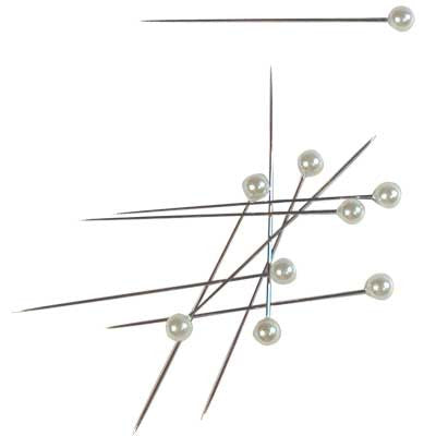 Pearl Head Pins - Matuska Taxidermy