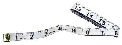 Measuring Tape - Matuska Taxidermy