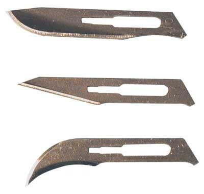 Replacement Blades (for #3 Handle) - Matuska Taxidermy