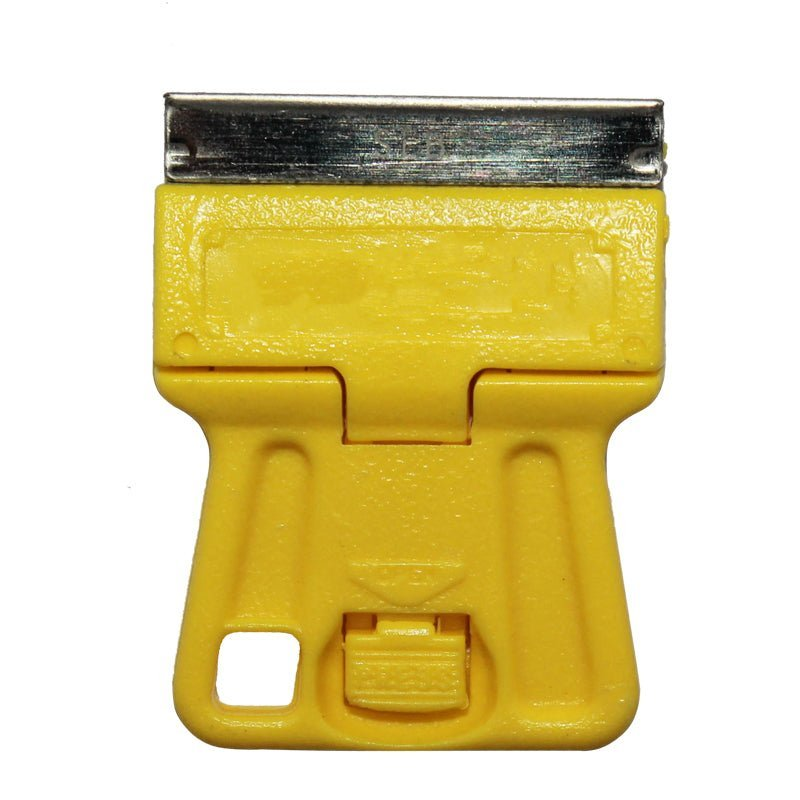 Razor Blade Scraper with Handle - Matuska Taxidermy