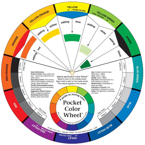 Color Wheels - Matuska Taxidermy