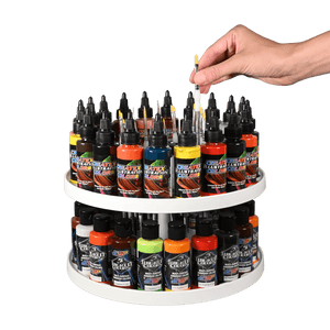 Paint & Brush Organizer