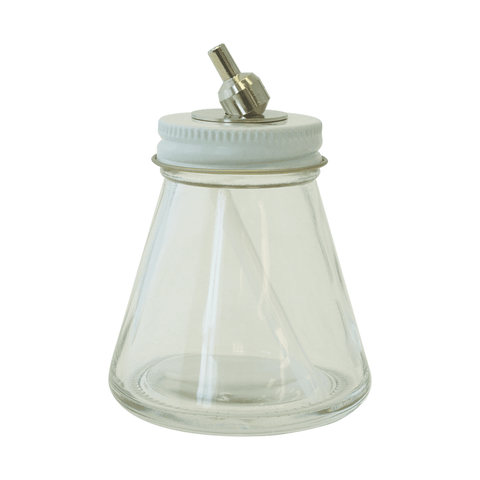 Paasche H Glass Siphon Bottles