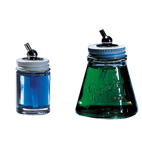Paasche VL Glass Siphon Bottle