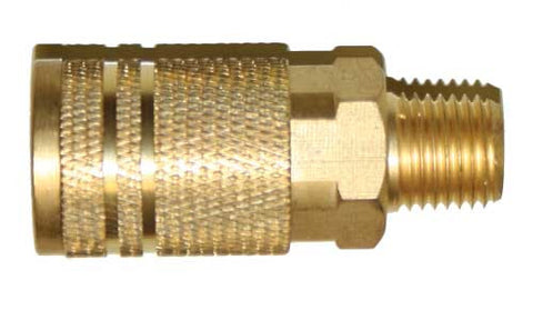 Quick Disconnect Coupler (Male End)