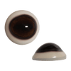 Defined Cornea / Dark Brown / 30mm