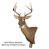 Competitors' Choice Yawning Buck - Matuska Taxidermy
