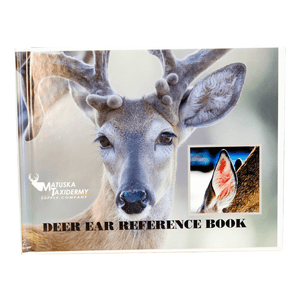 Large Deer Reference Books