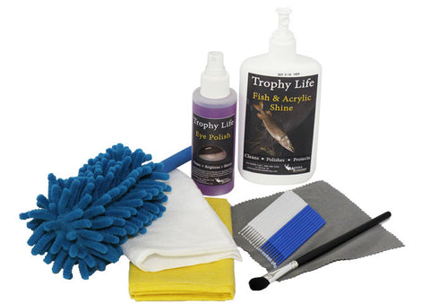 Trophy Life Cleaning Kit - Fish/Reptiles
