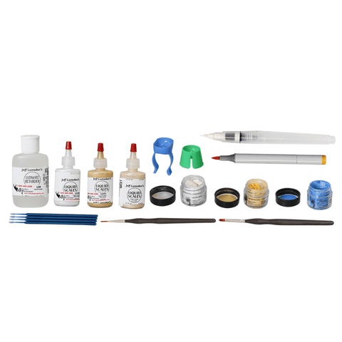 Fish Scale Detailing Kit - 26 pc.