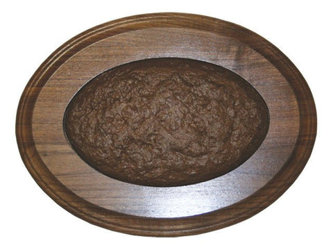 Single Tiered Oval Dirt Base - Small & Medium