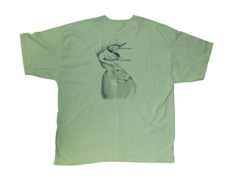 Competitor's Choice Mint Green T-Shirt