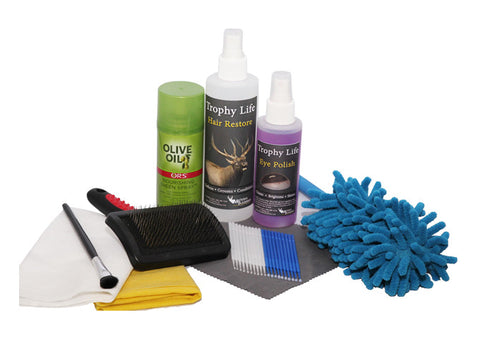 Trophy Life Cleaning Kit - Mammals