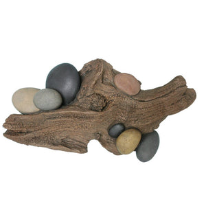 Rock/Driftwood Base - Oval (Large) - Matuska Taxidermy