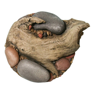 Rock/Driftwood Base - Oval (Medium) - Matuska Taxidermy